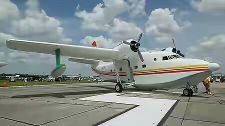 Jimmy Buffett's Grumman HU-16 Albatross