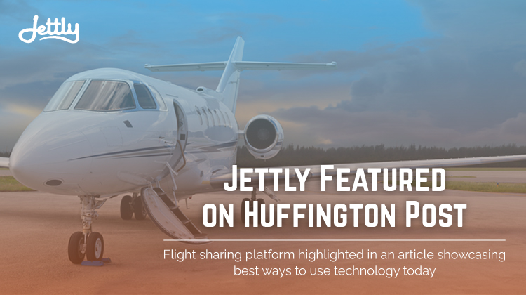 Jettly Featured on Huffington Post