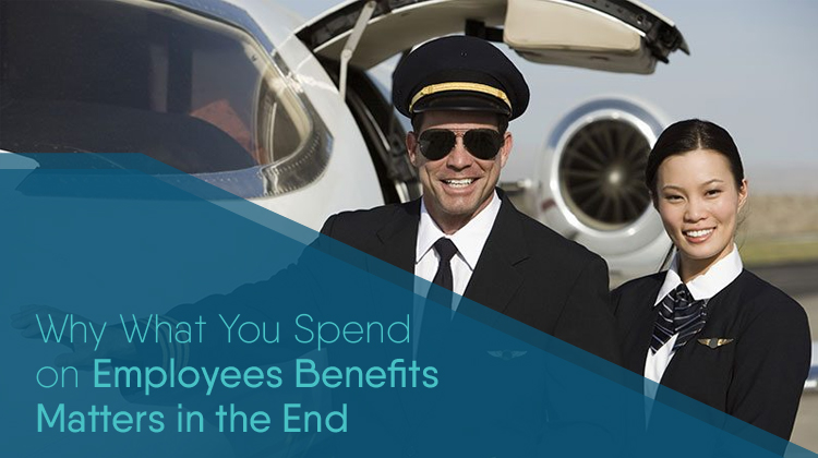 Why What You Spend on Employees Benefits Matters in the End