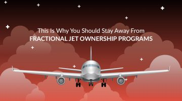 This Is Why You Should Stay Away From Fractional Jet Ownership Programs