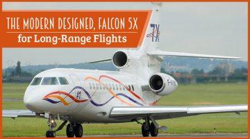 Private Dassault Falcon 5X