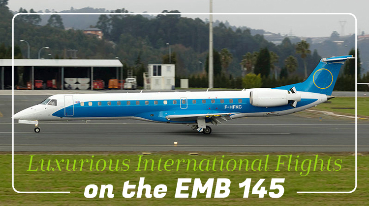 Private Embraer 145