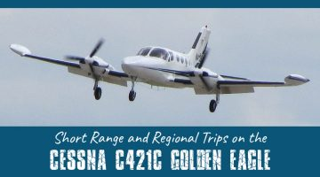 Cessna C421C Golden Eagle