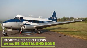 Private De Havilland Dove
