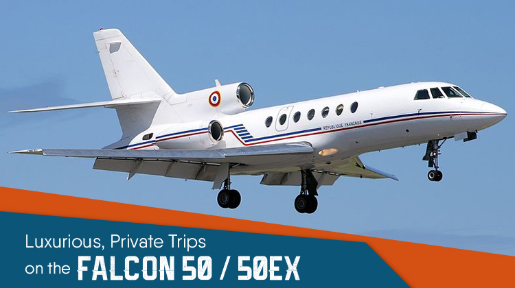 Private Falcon 50 / 50EX