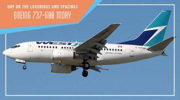 Private 737-600