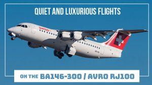 Private BA146-300 / Avro RJ100