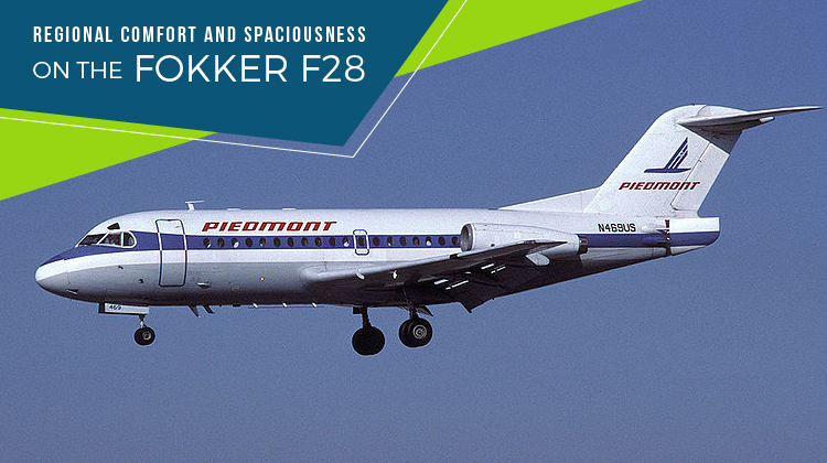 Private Fokker F28