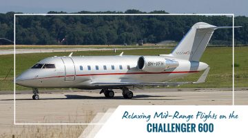 Private Challenger 600