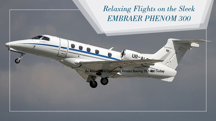 Private Embraer Phenom 300