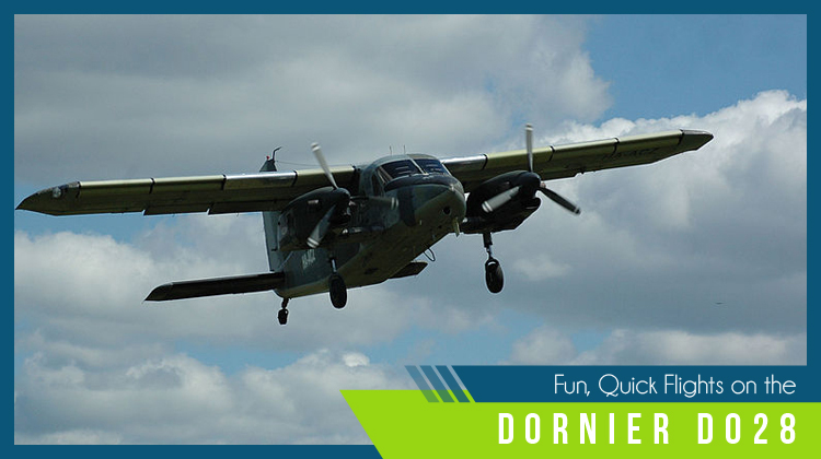 Private Dornier Do28
