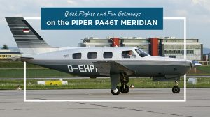 Private Piper PA46T Meridian