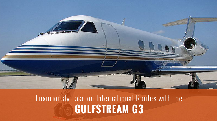 Private Gulfstream G3