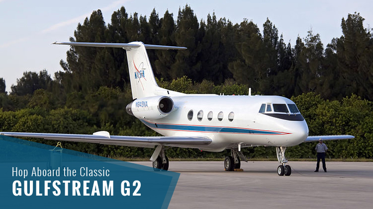 Private Gulfstream G2