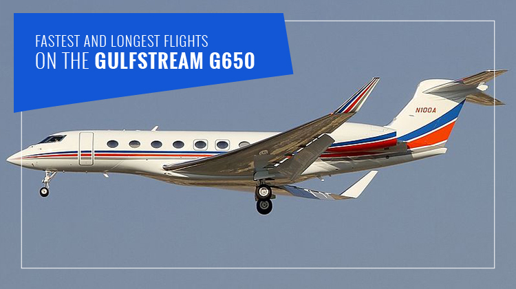 Private Gulfstream G650