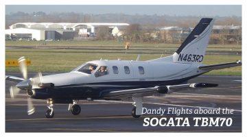 Private SOCATA TBM700