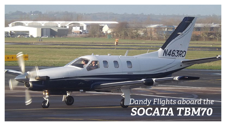 Private SOCATA TBM700