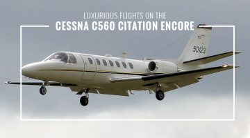 Private Cessna C560 Citation Encore
