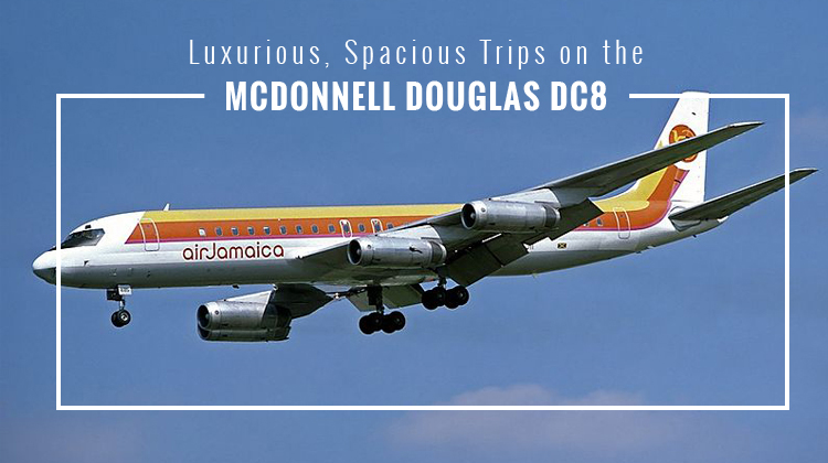 Private McDonnell Douglas DC8