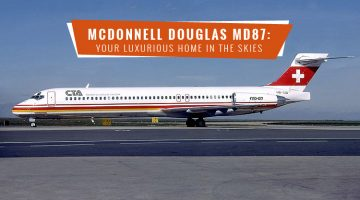 Private McDonnell Douglas MD87