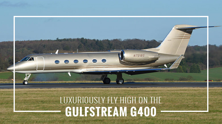Private Gulfstream G400