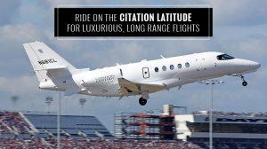 Private Cessna C525 Citation