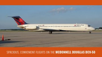 Private McDonnell Douglas DC9-50