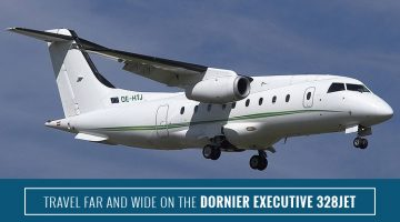 Private Dornier Executive 328JET