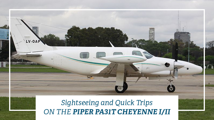 Private Piper PA31T Cheyenne I/II