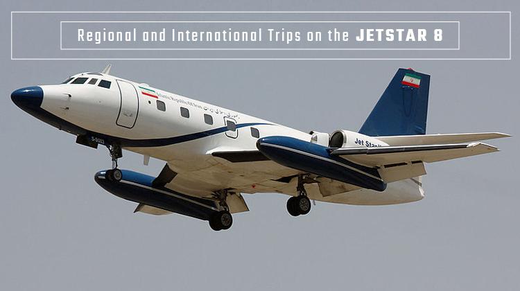 Private Jetstar 8