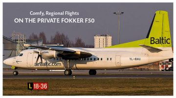 Private Fokker F50