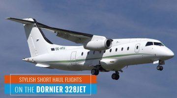 Private Dornier 328Jet