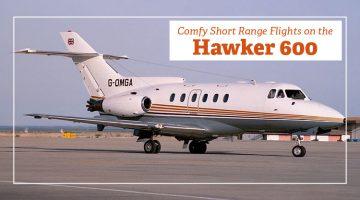 Private Hawker 600