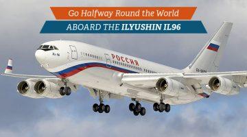 Private Ilyushin IL96