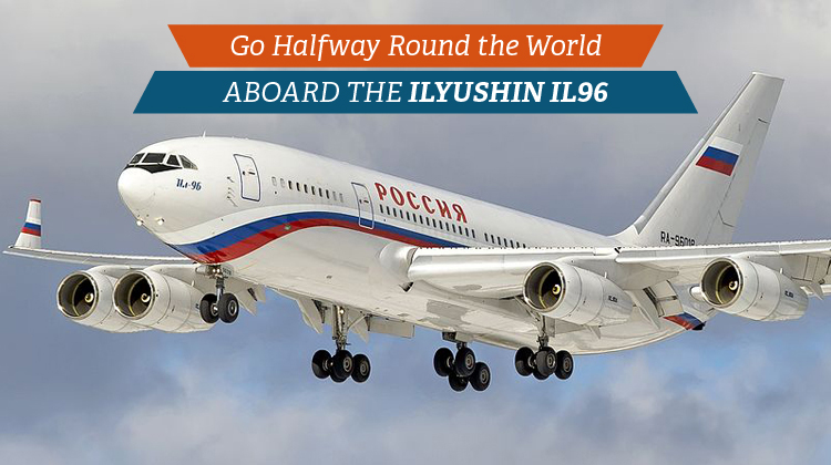 Private Ilyushin IL96