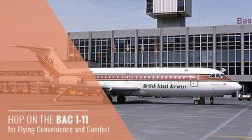 Private BAC 1-11