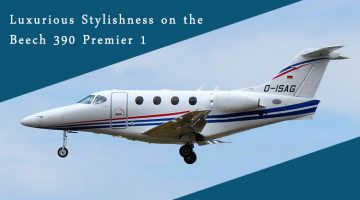 Private Beech 390 Premier 1