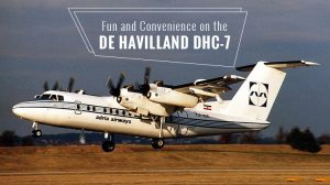 Private De Havilland DHC-7