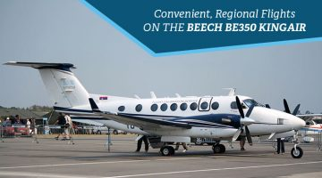 Private Beech BE350 KingAir