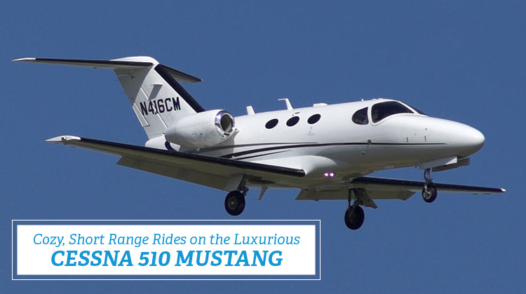 Private Cessna 510 Mustang