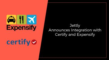 Jettly Announces Integration with Certify and Expensify