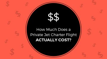 How Much Does a Private Jet Charter Flight ACTUALLY Cost?
