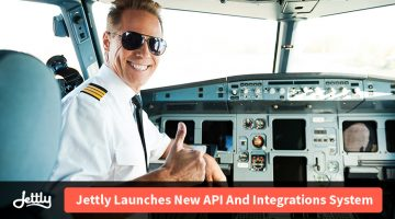 Jettly Launches New API And Integrations System