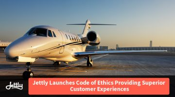 Jettly Launches Code of Ethics Providing Superior Customer Experiences