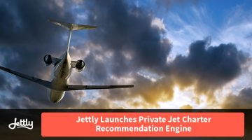 Jettly Launches Private Jet Charter Recommendation Engine