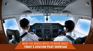 What the World Needs to Know About Today's Aviation Pilot Shortage