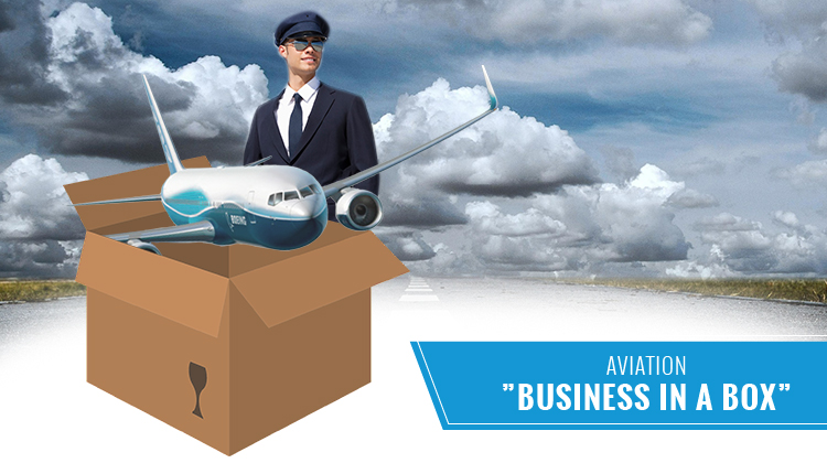 Aviation Business In A Box