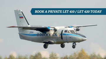 Private Let 410 / Let 420