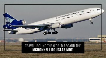 Private McDonnell Douglas MD11