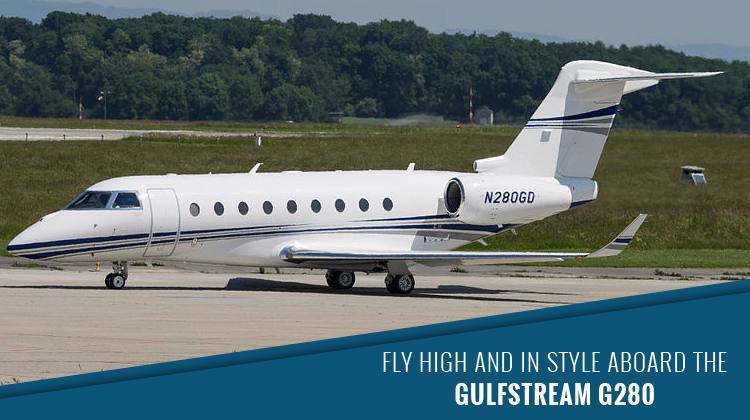 Private Gulfstream G280